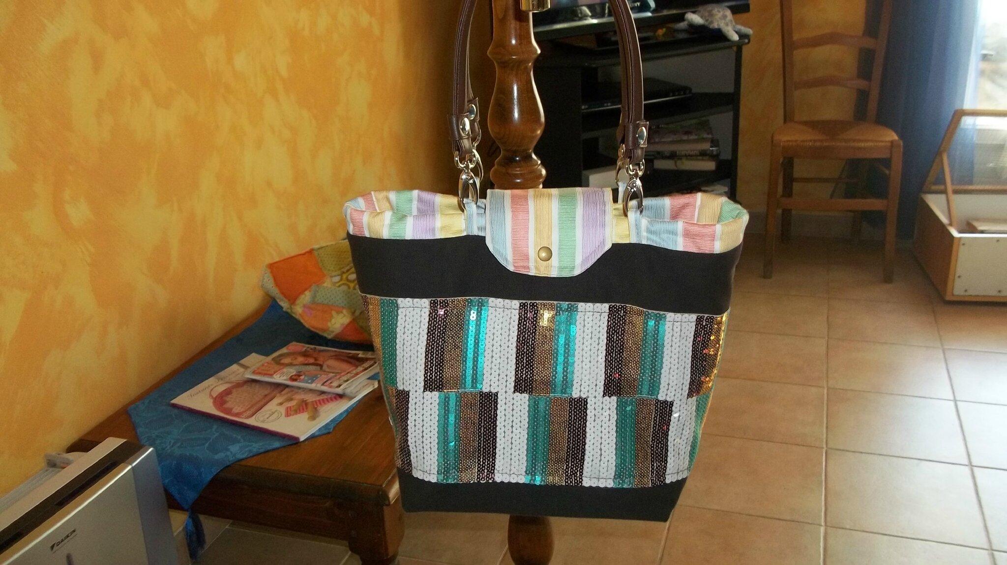Un sac pour que Frimousse brille ...