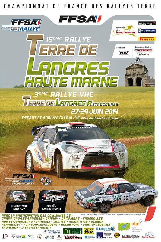 affiche tdl 2014 officielle
