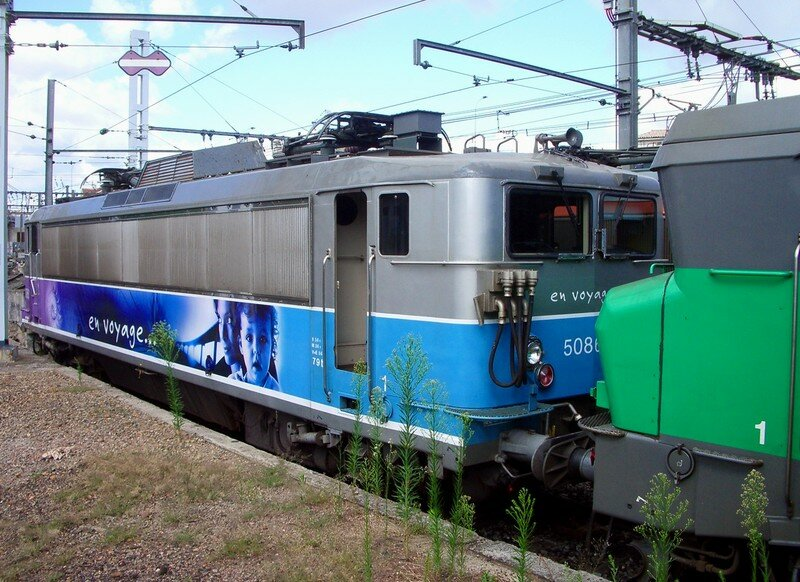 En voyage densha otaku 365 for Le garage paris austerlitz