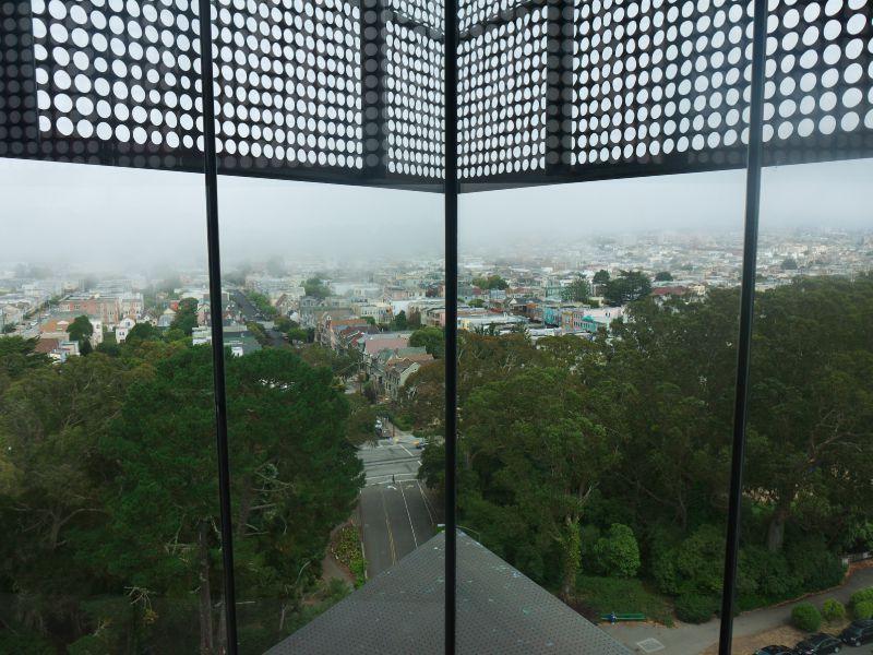 San Francisco De Young Musée vue 2