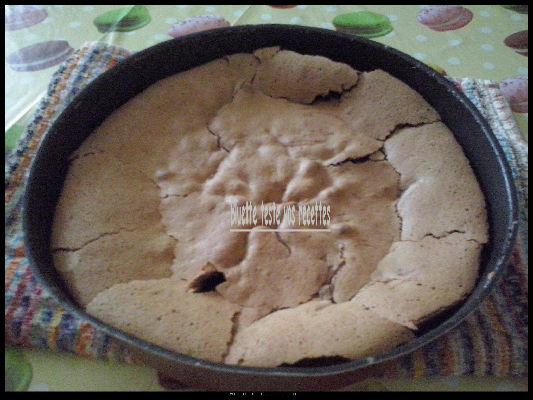 Bluette teste le gâteau Bellevue de Christophe Felder