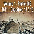 005-relations des jésuites-volume 1-1611-chapitres 13 à 15