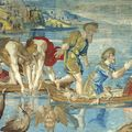 Raphael's cartoons and tapestries for the sistine chapel announced at the v&a