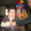 anniversaire Taha Fête avec le clown