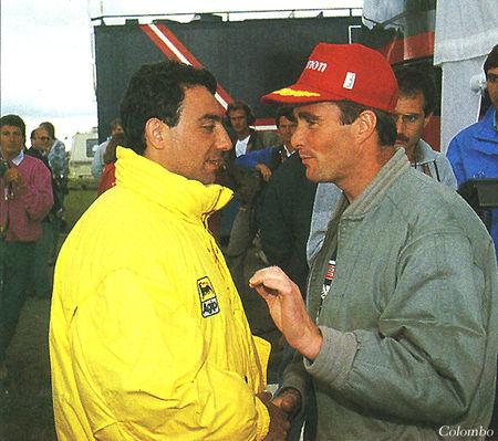 1988_Silverstone_Alboreto_Mansell_jeudi