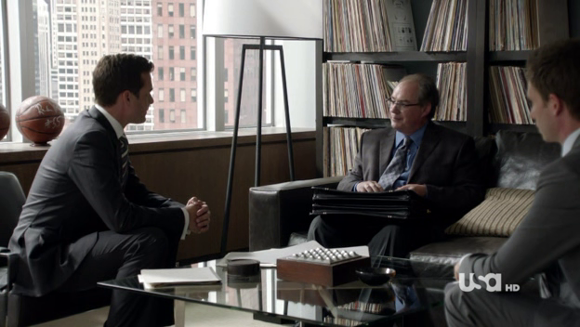 Suits - 1x10