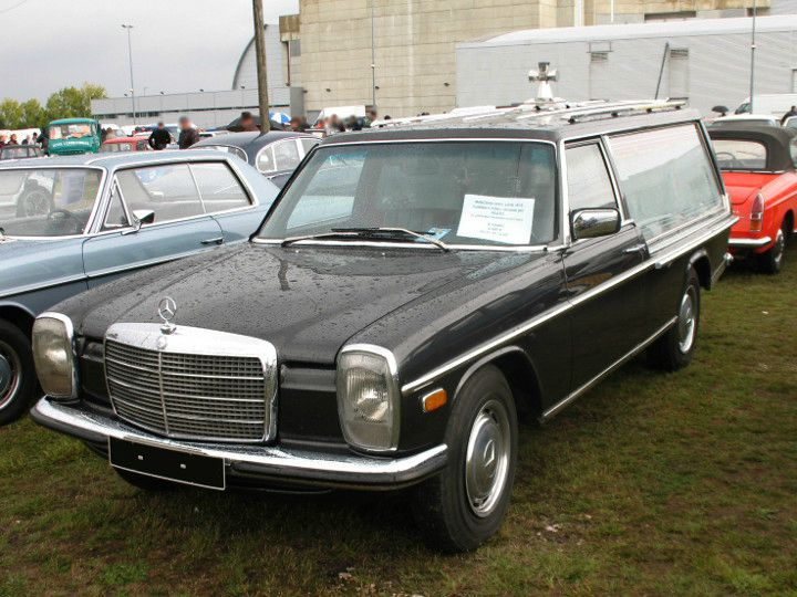 mercedes 240 d w115 corbillard pilato 1968 1976 autos crois es. Black Bedroom Furniture Sets. Home Design Ideas