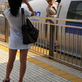 Shinkansen 500 shashô & the girl