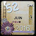 52 photos pour 2016 : juin