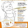 14 mai, journée mondiale de la maladie coeliaque...