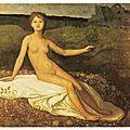 Puvis de Chavannes, L'espérance (1872)