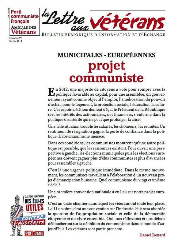 bulletin n° 59 (1)