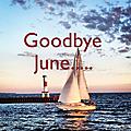 Le bilan de juin de céline