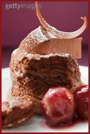 Moelleux_au_Chocolat_et_Griottines_au_Sirop
