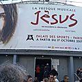 Bernay Spectacle « Jésus, de Nazareth à Jérusalem », au Palais