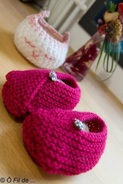 Chaussons mignons 2