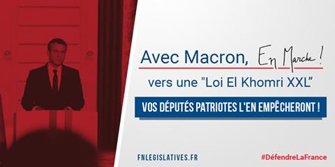 Macron loi travail