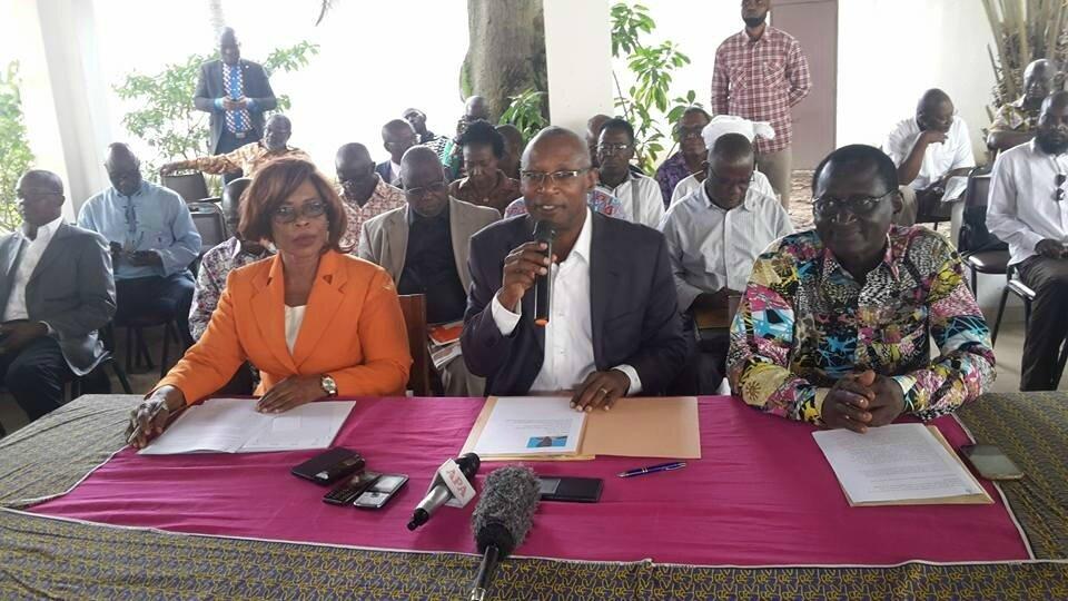Le Front Populaire Ivoirien exige le transfèrement d'Alassane OUATTARA et de son camp devant la CPI pour crimes.