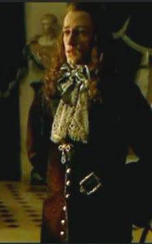 Benoit Magimel dans le roi danse