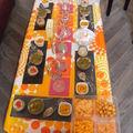 Pâques 2010 table apéro