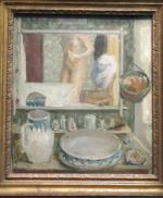 La Table de toilette 1908
