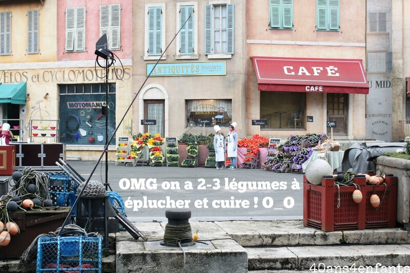 Ratatouille l 39 attraction de disney qui cartonne notre - Cuisiner la ratatouille ...