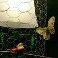 Mes invités pour l'hiver : petits oiseaux et papillons.