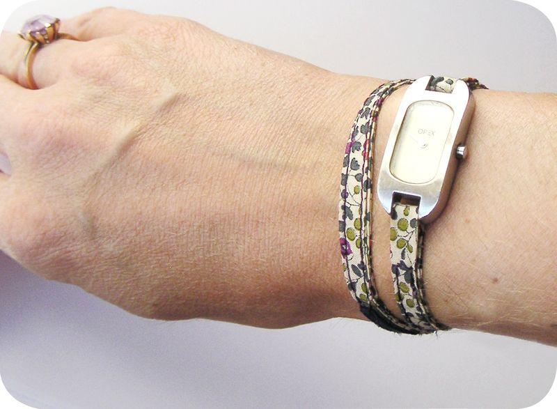 nouveau bracelet double...