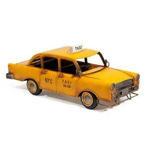 D co new york la d co de deux mains for Deco taxi new york