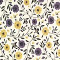 liberty clara ellie grey & yellow
