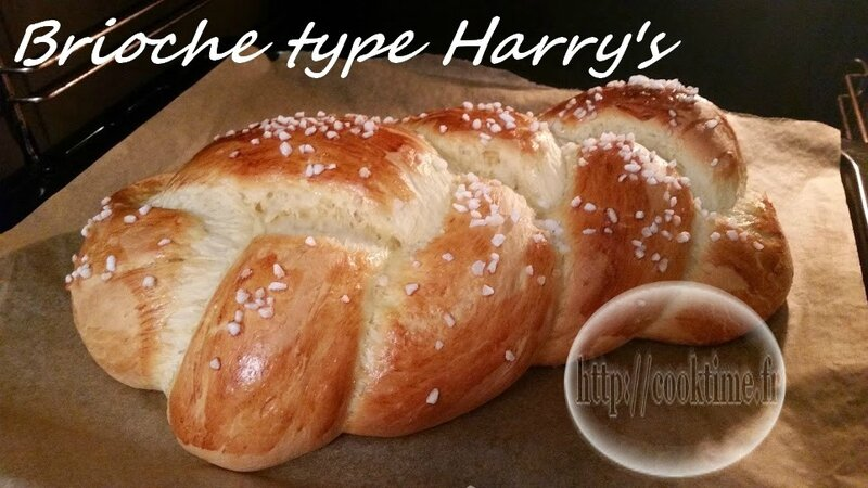 Brioche type harry's 1