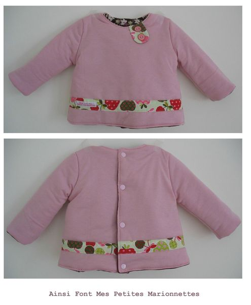 ensemble jersey rose tunique 1