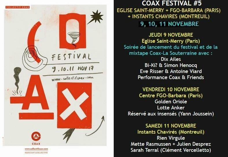 Coax Festival 2017