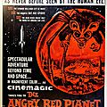La planète rouge - the angry red planet (du