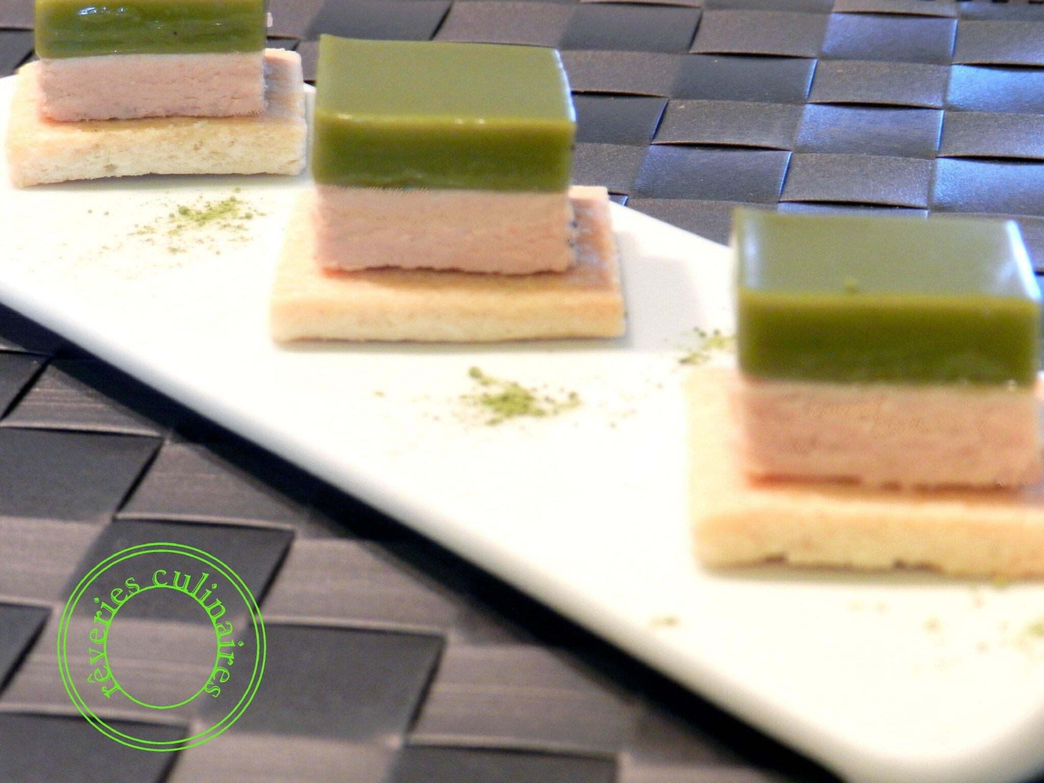 Green Tea Marron Glacé