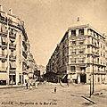 Alger vers 1905