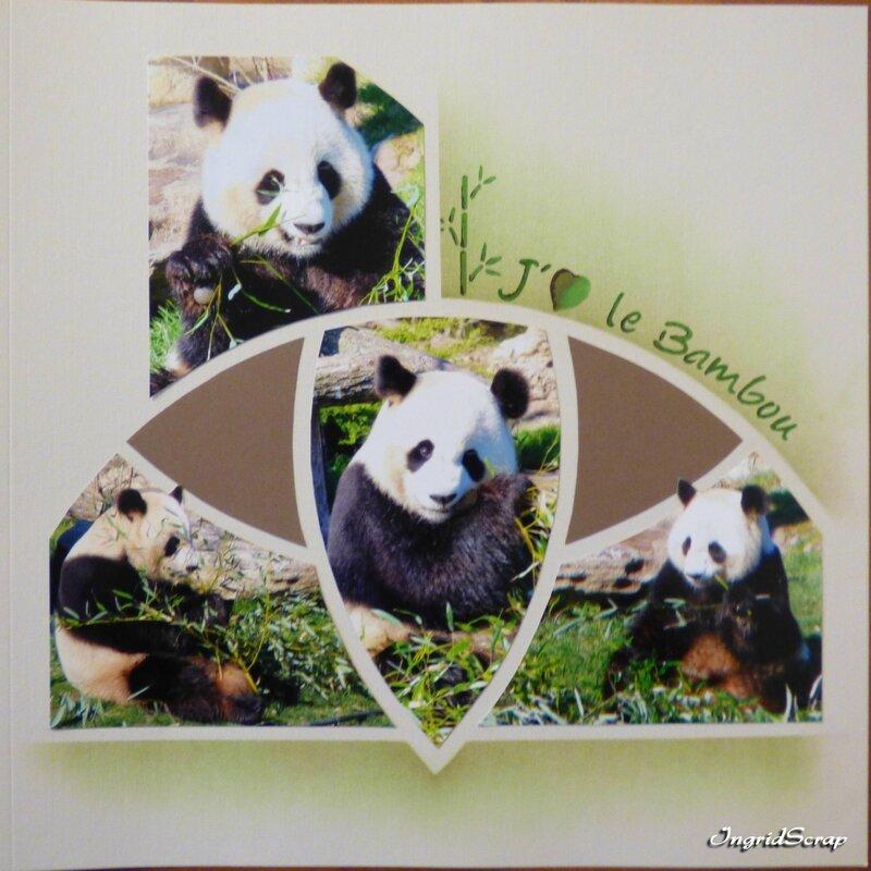 J'aime le bambou