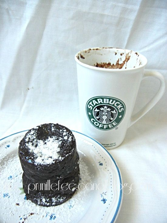 mug cake chocolat