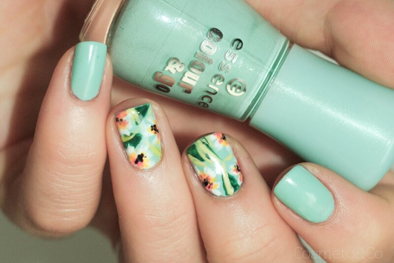 nail art tropical essence mint-4