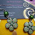 Boucles Flor Verde