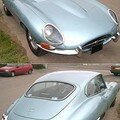 JAGUAR - Type E Coup 3,8 L - 1964