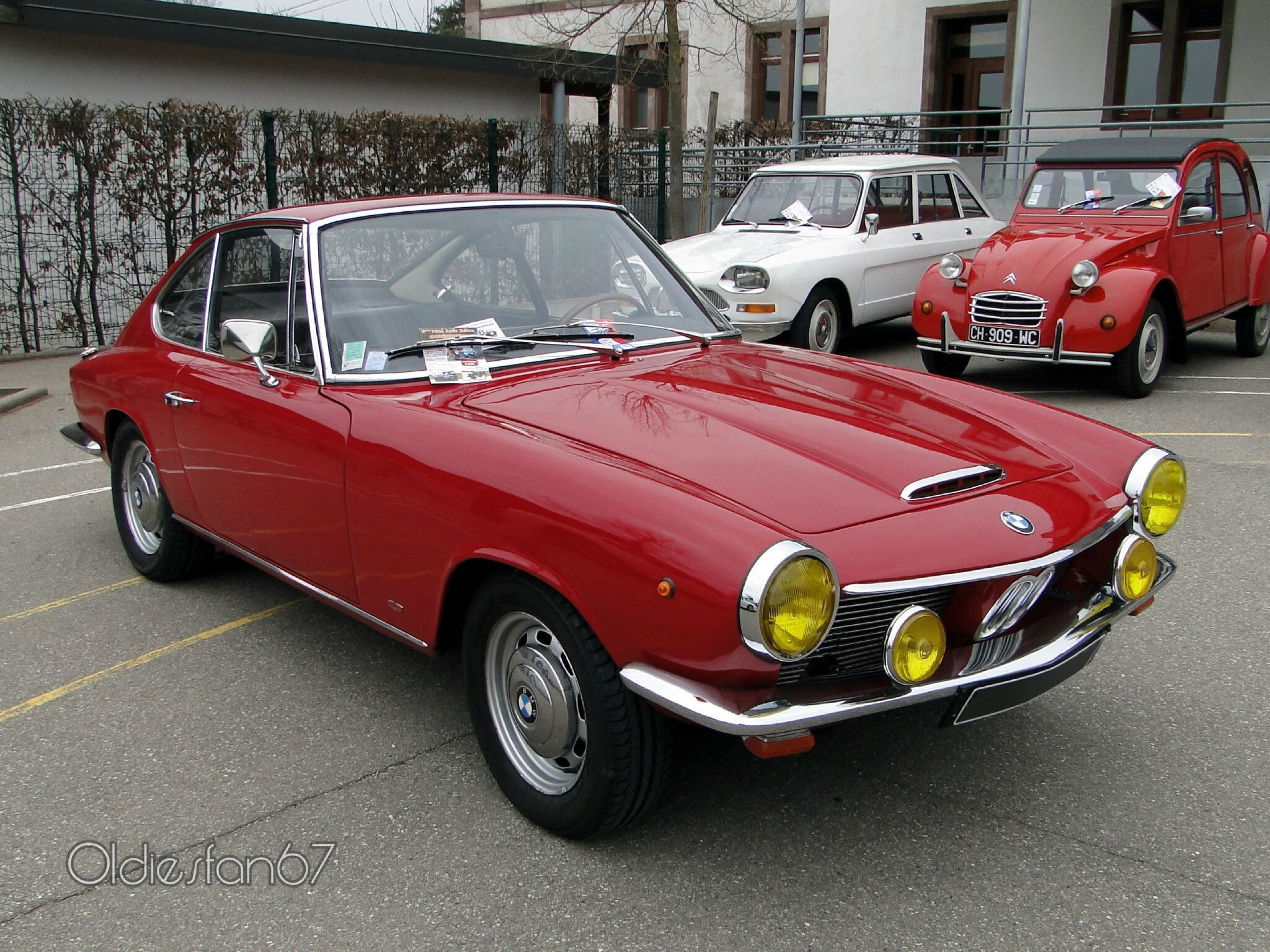 bmw 1600 gt coupe 1967 oldiesfan67 mon blog auto. Black Bedroom Furniture Sets. Home Design Ideas