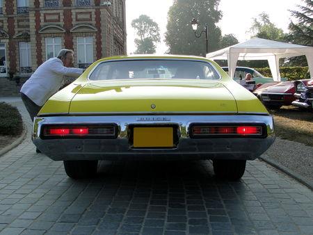 BUICK Skylark Custom Hardtop Coupe 1971 American Car Festival ACCF Ecquevilly 2009 3