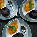Salade de suprêmes d'orange aux épices douces