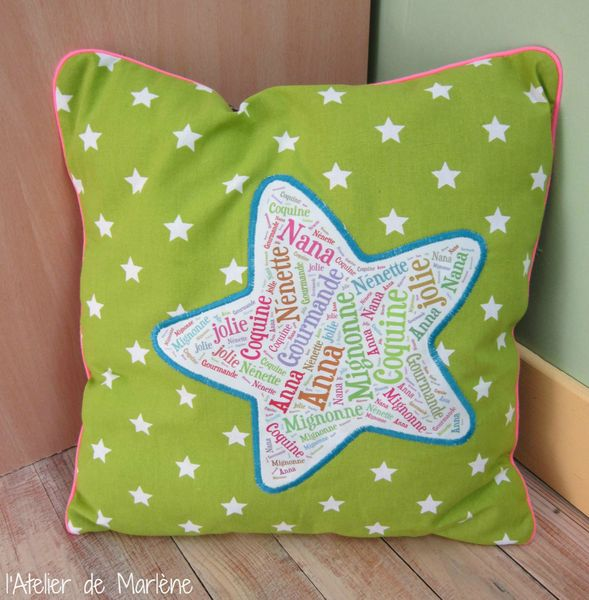 coussin Endroit 1