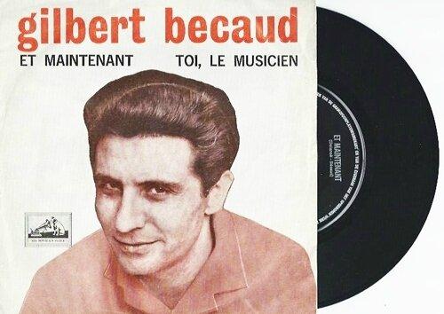 Gilbert Bécaud - Et maintenant