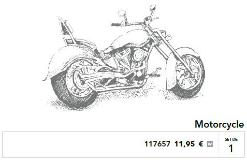 p015 motorcycle