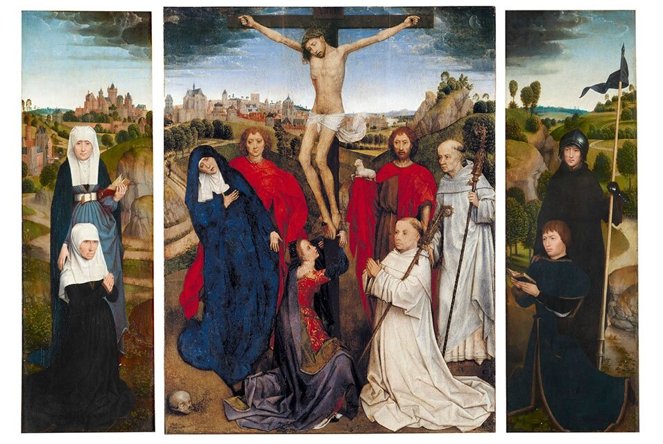 """Paul Holberton Publishing announces """"Hans Memmling: Portraiture, Piety, and a Reunited Altarpiece"""""""