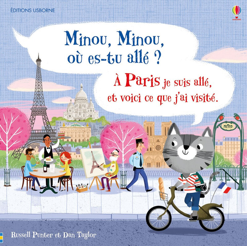 minou Paris