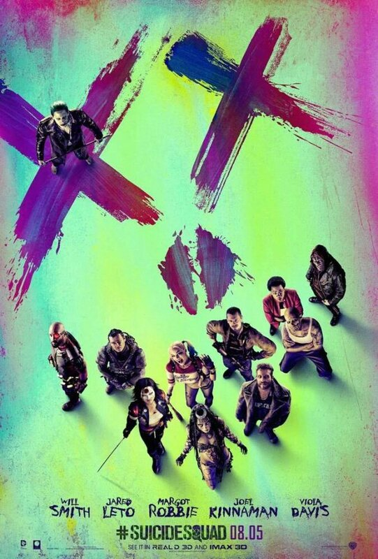 Suicide Squad (real poster)